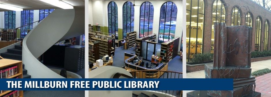Millburn Free Public Library Features