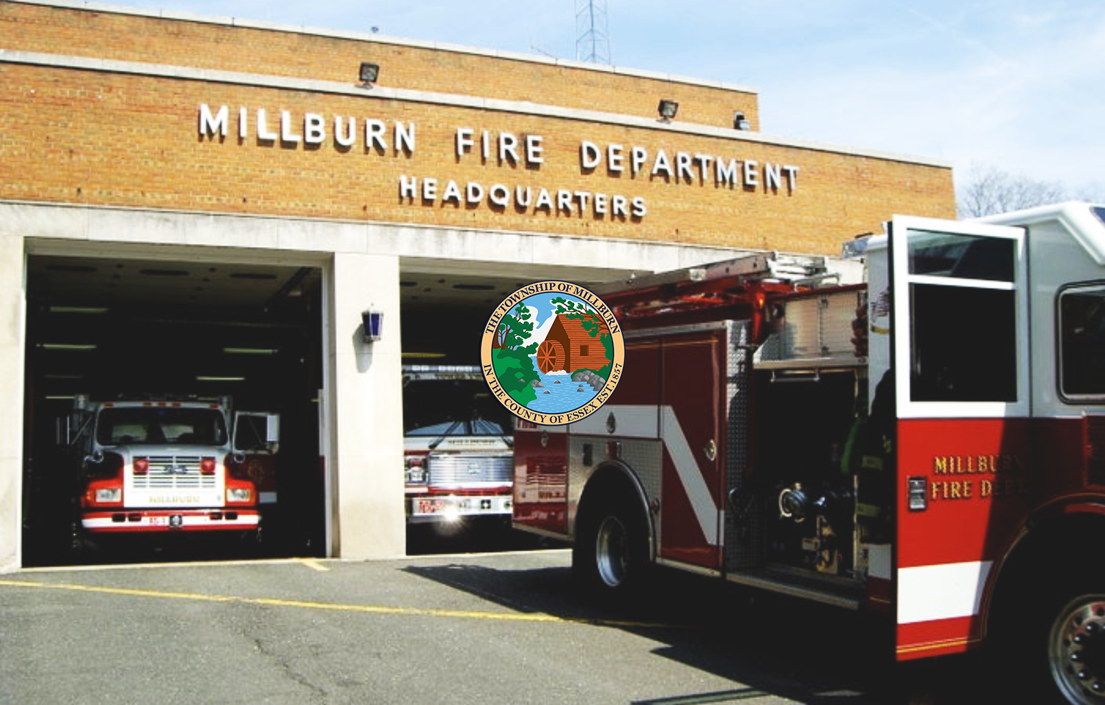 Millburn Fire Department Headquarters