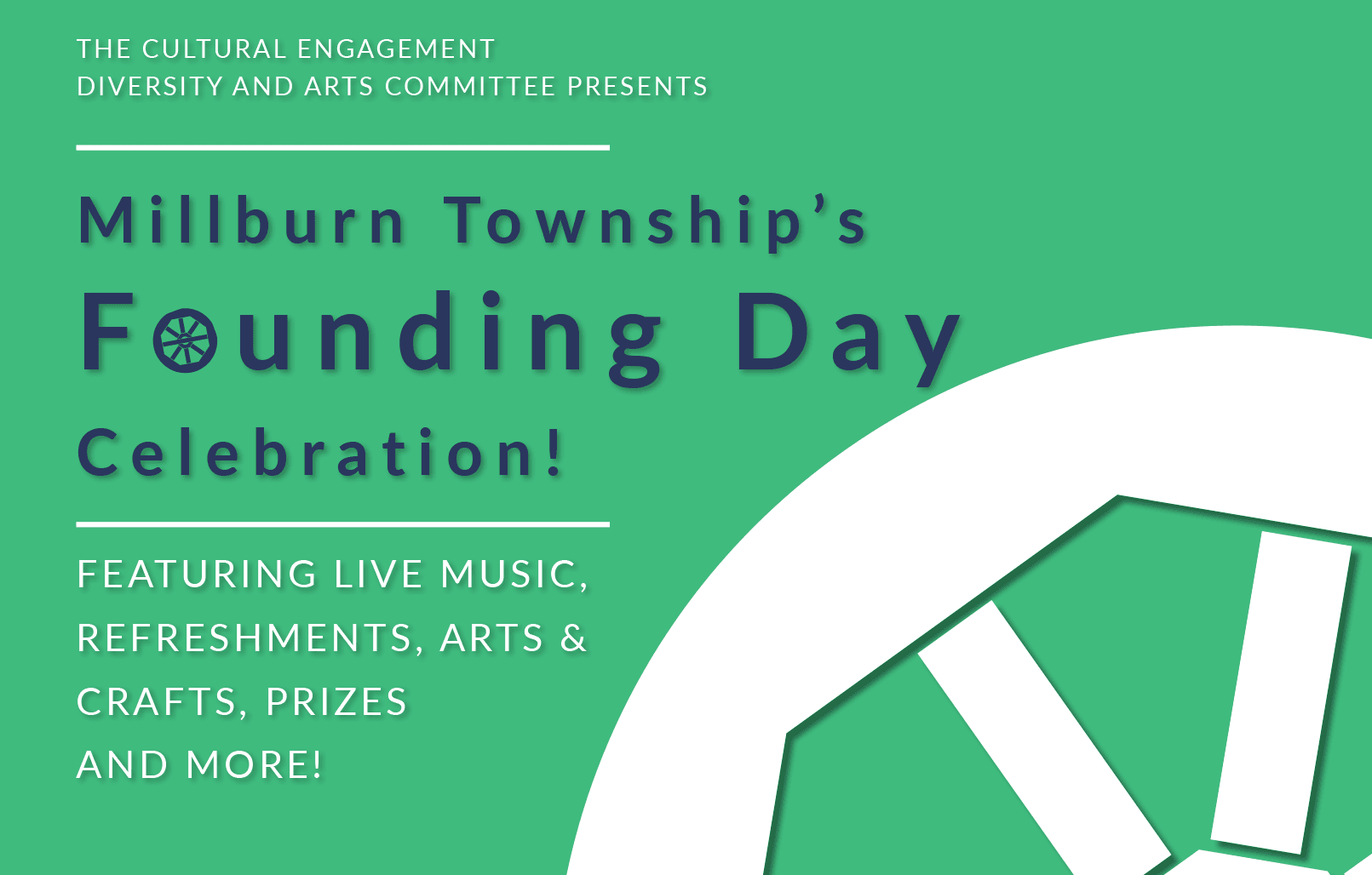 Founding Day Celebration Event Poster
