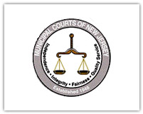 Municipal Courts of New Jersey seal