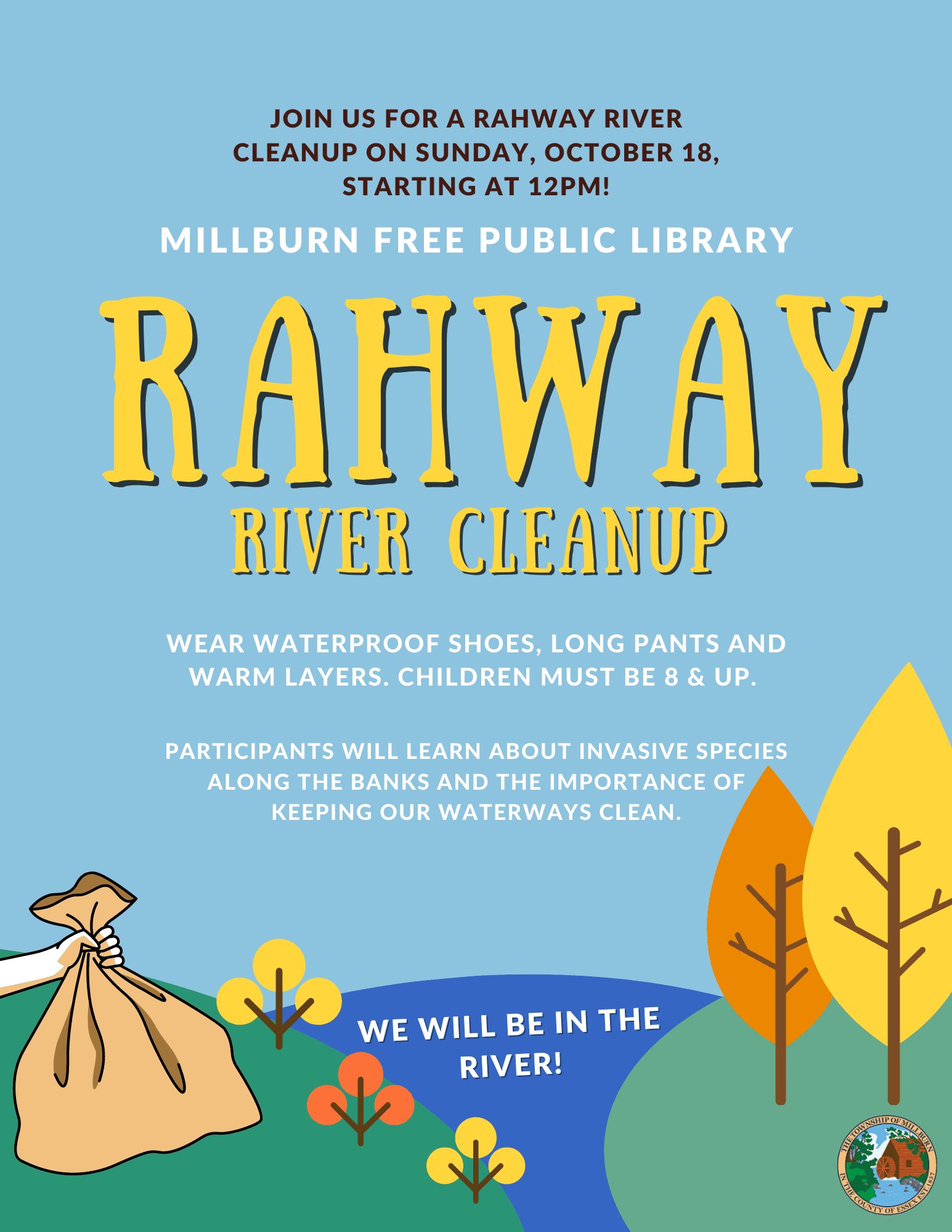 Rahway River Cleanup